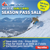 Early Bird Season Pass Sale - Sale ends May 31, 2012