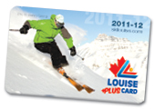 2011/12 Louise Plus Card