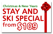 Holiday Stay & Ski Special