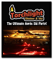 Torchlight Dinner & Ski