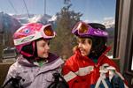 Kids ski free
