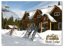 Skoki Lodge is Open!