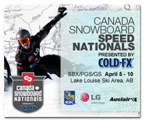 Canada~Snowboard Nationals