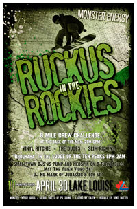 Ruckus in the Rockies