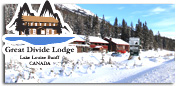 GREAT DIVIDE LODGE - Bonus Weekend Special