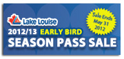 Early Bird Season Pass Sale 2012-13