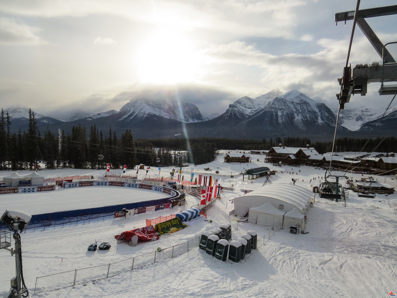 Lake Louise World Cup venue