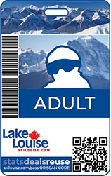 Lake Louise Season Pass