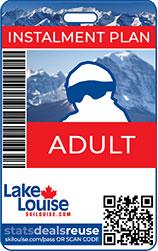 Lake Louise Season Pass